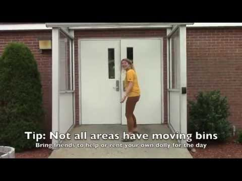 Residence Life Move In 2015