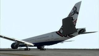 Fs2004 The magic of chicago Ohare intl Airport