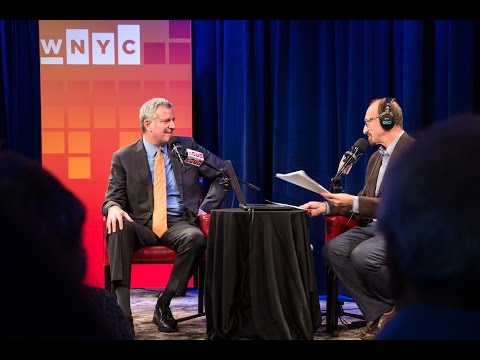 Mayor Bill de Blasio Answers Your Questions