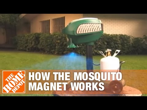 Mosquito Magnet The Home Depot