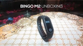 Bingo M2 Unboxing - Digital Smart Band - ₹ 999 ($15) - Better than Xiaomi Mi Band 2?