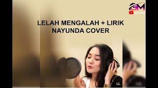 Gambar cover Lelah Mengalah - Nayunda Cover