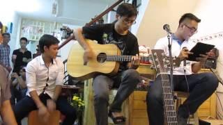 [17.05.2014] ĐỘC BƯỚC - Trí Tài & Huy Tùng