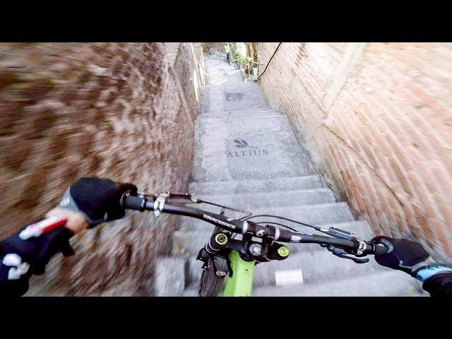 El ciclismo extremo de Rémy Métailler puede dejarte sin respiración