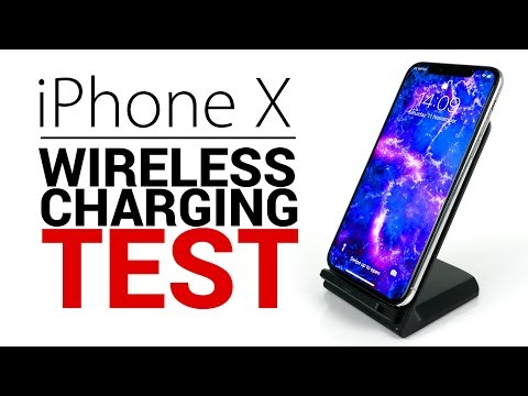 Download Youtube: iPhone X - Wireless Charging SPEED TEST!