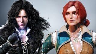 Женщины Ведьмака