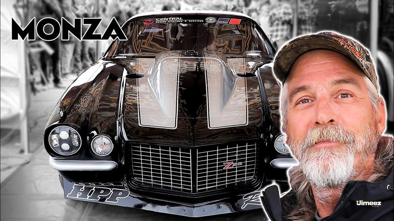 MONZA RETURNS! STREET OUTLAWS! NO PREP KINGS! TAKES ON THE BLACK  WIDOW~MISTRESS~AX MAN! ! RT66!