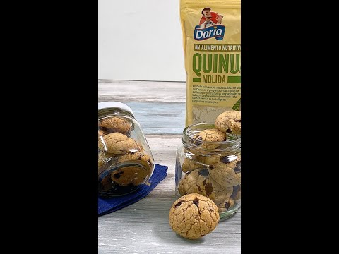 Cómo hacer galletas de quinua
