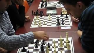 Шахматы видео Boris Grachev - Rauf Mamedov blitz партии