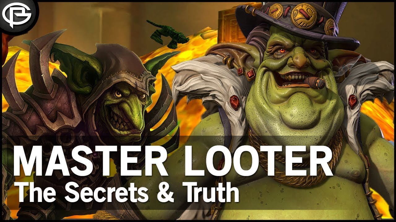 Preach Gaming The REAL Master Looter Change - Buzzfeed News