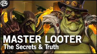The REAL Master Looter Change
