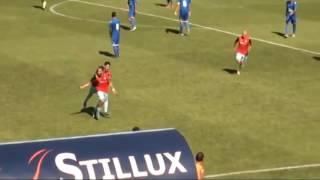 Vald.Montecatini-Gavorrano 1-2 Serie D Girone E Finale play-off