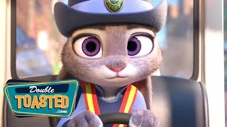 ZOOTOPIA - Double Toasted Review