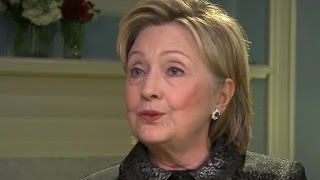 Hillary Clinton: I'm not the presumptive nominee yet