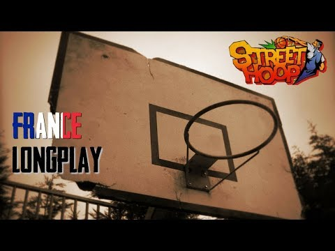 [Neo-Geo] Street Hoop (ダンクドリーム) Arcade Longplay [France]