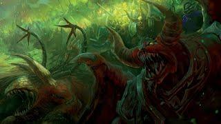 Рождение Пылающего Легиона [Warcraft] | Вирмвуд