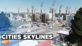 Cities Skylines 2019 | #07 | Rewolucja przemysłowa