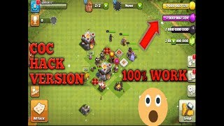 How to download (CLASH OF CLANS HACK VERSION) very easy in 2018 by ANDROID GAMES GURU.