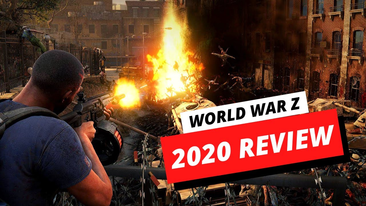 World War Z is now FREE but is it WORTH playing in 2020? (Review)