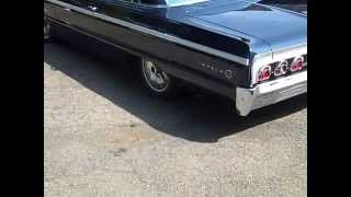 1964 Chevy Impala SS - 1 of a kind history