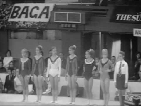 1973 European Women's Gymnastics Championships - All-Around & Event Finals, Part 1