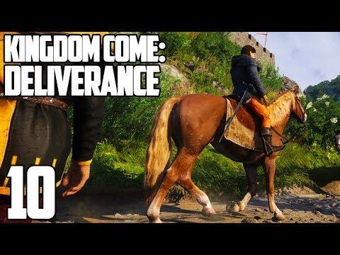 BANDIT BONANZA | Kingdom Come: Deliverance Gameplay Let's Play #10