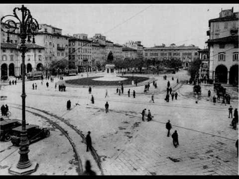 La Vecchia Livorno - Le Piazze di una volta