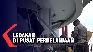 Gambar cover Ledakan Di Ramayana Jalan Sisingamangaraja Medan