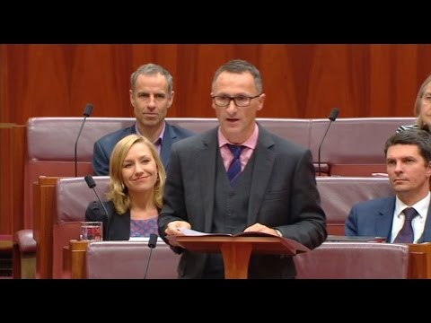 Richard's Budget in Reply Speech