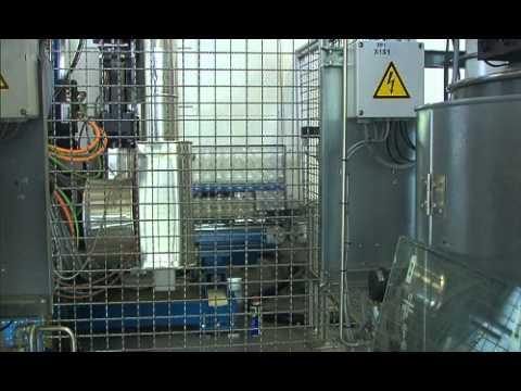 Konzentrator-Kraftwerk - Hocheffizientes Photovoltaik-System