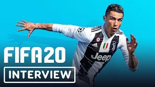 FIFA 20: All the Major New Features Coming - IGN Live | E3 2019
