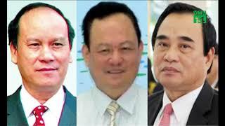 VTC14   Khởi tố, bắt tạm giam 2 nguyên Chủ tịch TP Đà Nẵng và cựu Trung tướng Công an