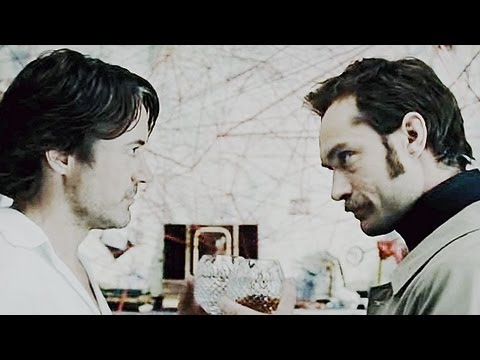 Holmes/Watson | you can make me whole