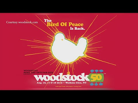 Woodstock 50th Anniversary Coming To Watkins Glen