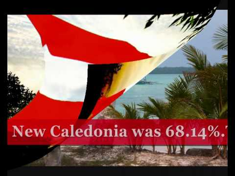 New Caledonia/Overseas department of France