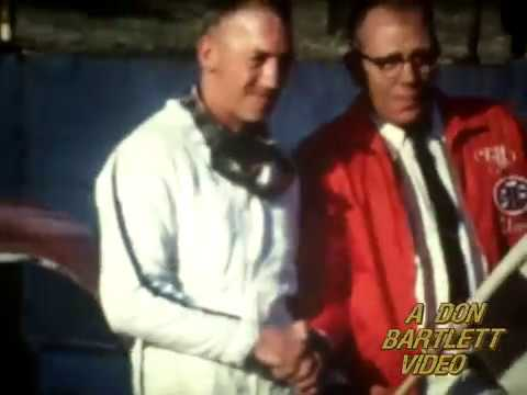 Fulton Speedway, April 13, 1969. Don Bartlett video. Used with permission. - dirt track racing video image