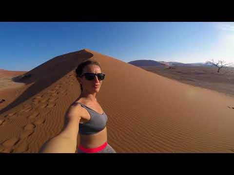 Namibia Travel Vlog