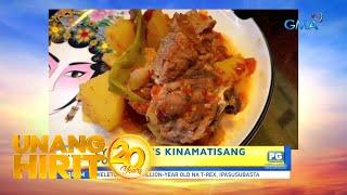 Download lagu Unang Hirit: Kinamatisang Pork Ribs ala Lyn Ching!