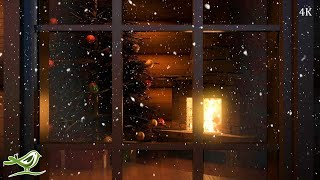 Angels We Have Heard on High • Instrumental Christmas Music (4K)