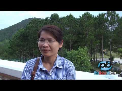 Nói chuyện với chị Thanh Dung, nhân viên ngân hàng VPBank, Bình Dương