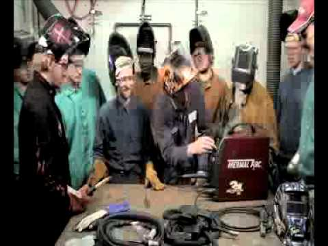 Thermal Arc Best 180-amp Welder: New