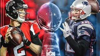 2017 nfl super bowl li hype trailer atlanta falcons vs new england patriots