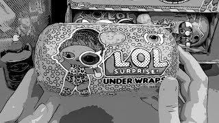 Annemden Gizli 7 Ocak LOL Under Wraps Açtım Sizce Bu Hangi Bebek? Bidünya Oyuncak