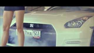 Уникальный тест-драйв Nissan GT-R от www.Avto25.ru