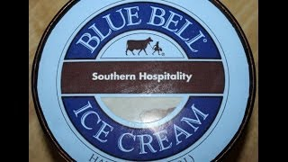 Blue Bell: Southern Hospitality Ice Cream Review