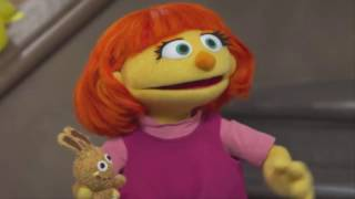 Sesame Street to introduce new character - a muppet with autism