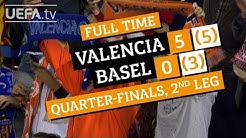 #UEL Fixture Flashback: Valencia 5-3 Basel