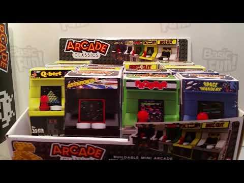 Toy Fair 2018 Basic Fun C3 Construction Toys