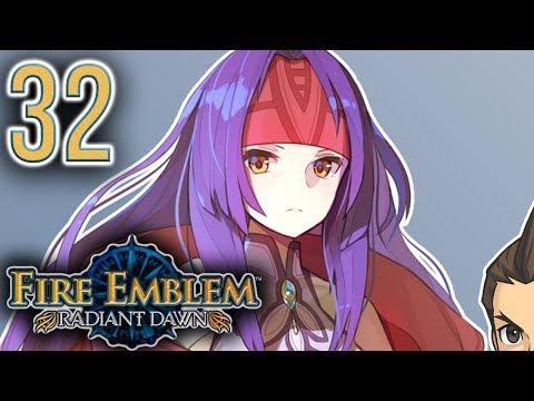 Fire Emblem: Radiant Dawn ➤ 32 - Let's Play - EMPRESS - Playthrough Gameplay