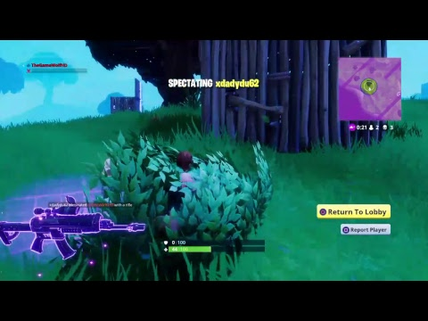 Fortnite battle royale solos for fun